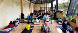 POKJA IV PKK Desa Pesanggrahan Menyelenggarakan Kelas Ibu Hamil Bagi Masyarakat Desa Pesanggrahan