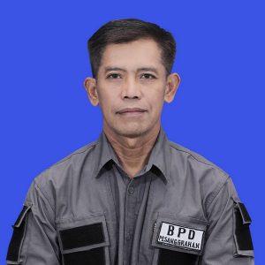 Wakil Ketua BPD (EDI SUPRIADI)